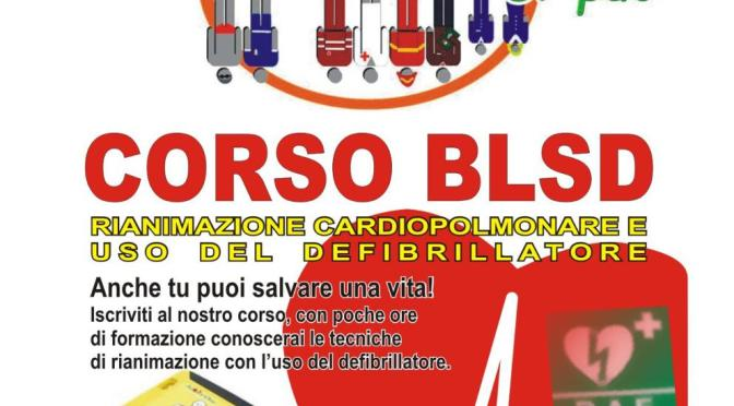 CORSO BLS-D