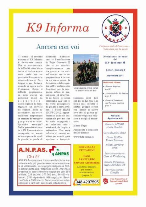 K9 informa 2 cover 500