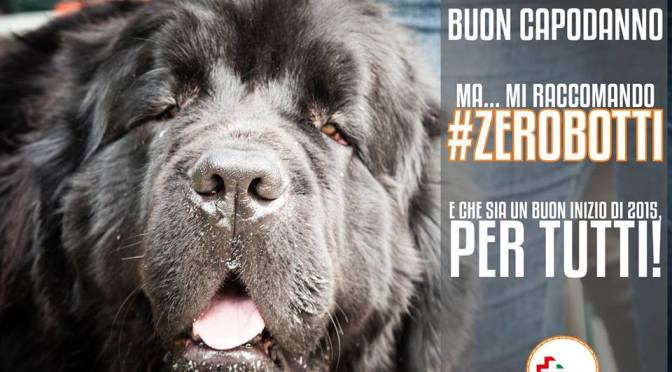 #ZEROBOTTI – la campagna ANPAS