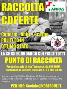 Raccolta Coperte