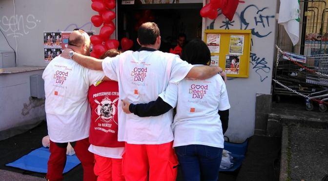 Rianima il Suo Cuore – prima giornata del Good Deeds Day #GDD2015