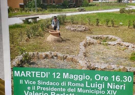 Inaugurazione Archeoparco