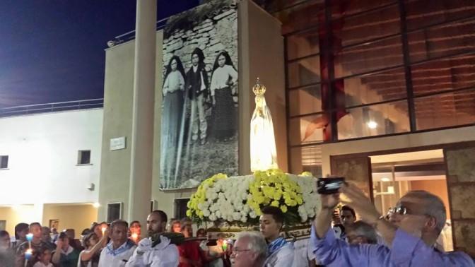 Madonna di Fatima – La Partenza