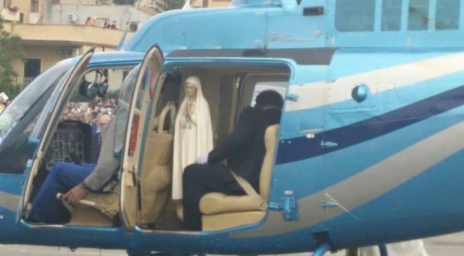 La Madonna di Fatima a Selva Candida