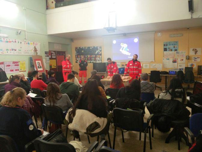 Corso Soccorritori 2016 – 2º Modulo