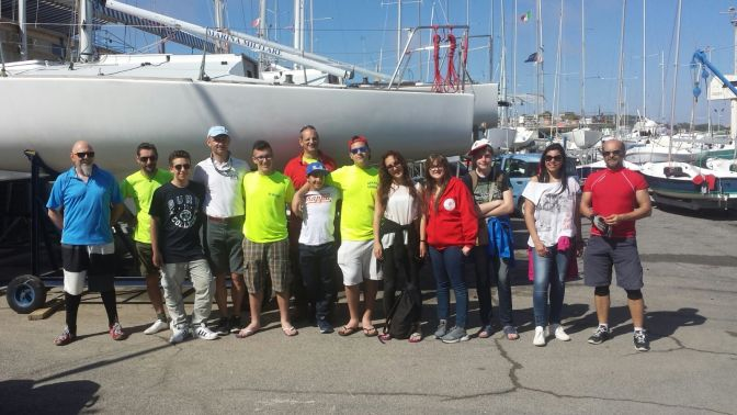 Gruppo Junior – Uscita a Vela