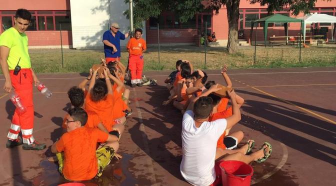 Campo Scuola di Protezione Civile K9 Rescue