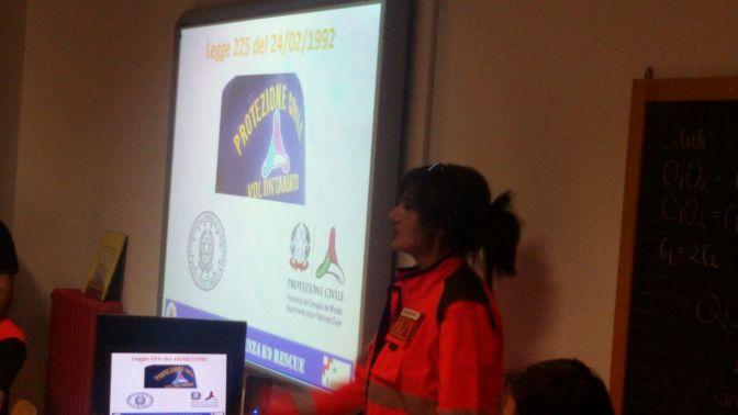 Corso Aspiranti Volontari di Protezione Civile – 2° incontro