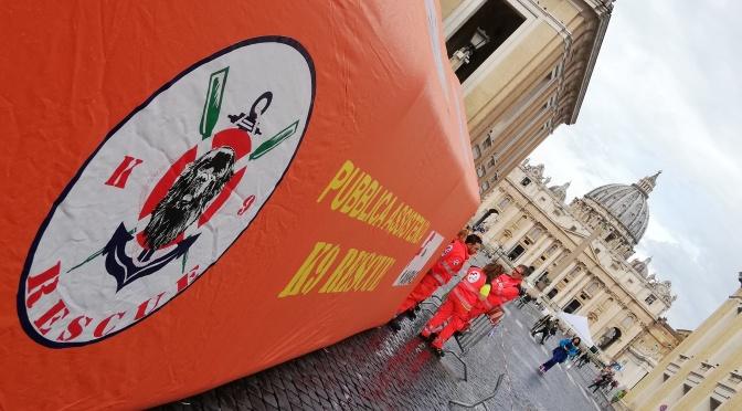 Rome Half Marathon – VIA PACIS – terza edizione